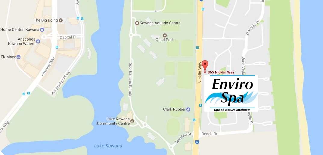 envirospa location